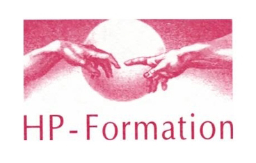 logo hp formation rosso
